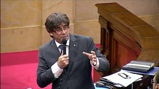 El Supremo español rebate los argumentos de la Justicia alemana sobre la extradición de Puigdemont