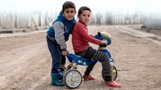 Unicef alerta que 11 millones de niños necesitan ayuda humanitaria