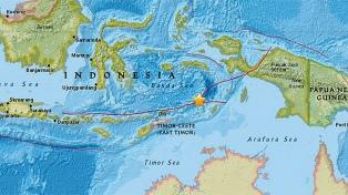 Registraron un sismo de 6,6 grados, sin alarma de tsunami