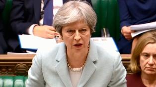 Theresa May se defiende  y asegura que el ataque a Siria fue legal y necesario