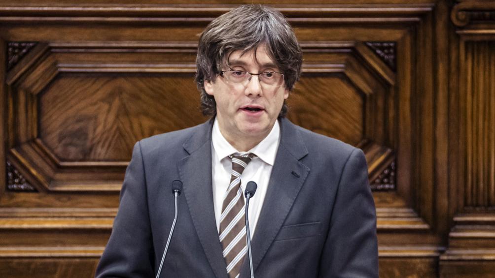 La justifica belga aplaza el juicio de extradición a Puigdemont