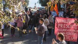 Caso Rafael Nahuel: procesaron a ocho prefectos y dos militantes mapuches