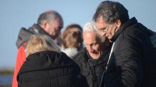"""""""Fue un proceso de sanación para muchos argentinos"""", dijo Avruj en Malvinas"""