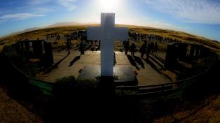 Identifican a otro soldado argentino enterrado en Malvinas y ya son 105 en total