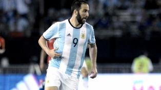 """Higuaín: """"Tengo la ilusión de hacer un gran Mundial"""""""