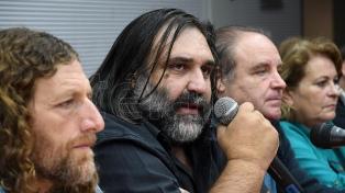 "Baradel: ""Alberto Fernández se mostró favorable a restablecer la paritaria nacional"""