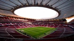 La UEFA dispuso un fuerte operativo de seguridad para la final