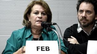 La FEB llamó a un paro docente de 48 horas a consensuar con los otros gremios