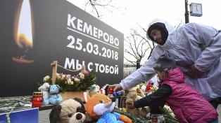 Indignación y duelo por el fatídico incendio en que murieron 41 niños