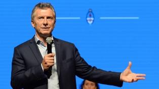 """Macri: """"nos dejaron un país que no tenía futuro"""""""
