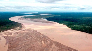 Por el desborde de los ríos, declaran la emergencia agropecuaria