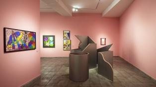 Las ideas de Federico Klemm en una nueva exhibición de su colección permanente