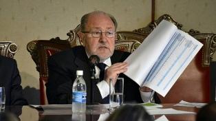 Verna ausente por enfermedad en la apertura de las sesiones de la Legislatura pampeana