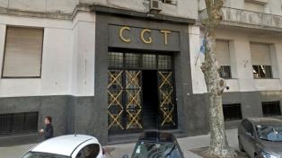 La CGT define la próxima semana si llama a un paro nacional