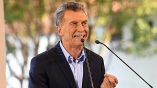 """Para Macri, fue """"un error muy grande"""" la """"confiscación y expropiación"""" de YPF"""