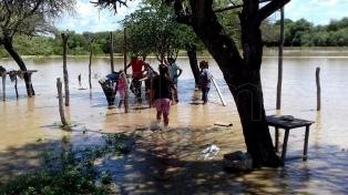 La crecida del Pilcomayo cambió la geografía del territorio en el Gran Chaco, aseguran especialistas