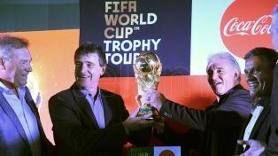 Los campeones del mundo expresaron su apoyo al seleccionado de Sampaoli
