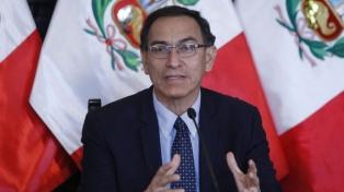 La desaprobación del presidente Martín Vizcarra se duplica en un mes