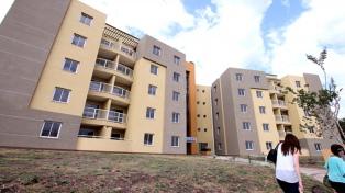 Para la Cámara de la Construcción, la provincia tiene un déficit de más de 242.000 viviendas