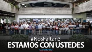 Tras la difusión del video de los secuestrados, piden mayor acción de Colombia