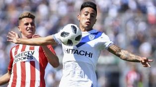 Vélez mostró orgullo y reacción para lograr un meritorio empate con Estudiantes