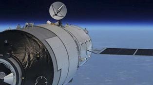 La estación espacial china se desintegra y cae al océano Pacífico