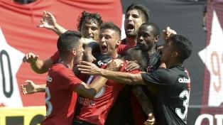 Newell's venció a Tigre por su contundencia