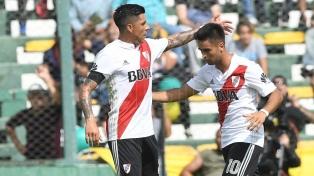 """""""En lo único que pienso es en disfrutar cada partido"""", dijo """"Pity"""" Martínez"""