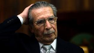 A los 91 años y con un juicio por genocidio sin sentencia, murió José Efraín Ríos Montt