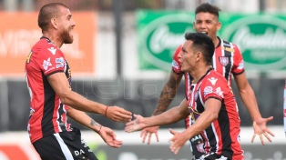 Chacarita venció a Estudiantes como visitante y sigue aferrado al sueño de la permanencia