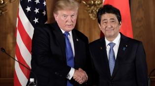 Abe y Trump aceleran sus negociaciones sobre el acuerdo comercial