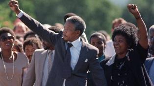 A 30 años de la liberación de Mandela, uno de los grandes líderes del siglo XX