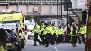 Preocupación en Londres por una ola de inseguridad y ataques con arma blanca