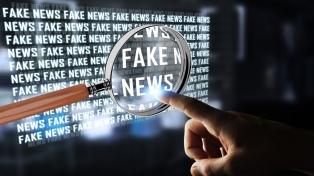 """La inteligencia artificial hará que las noticias falsas sean """"personalizadas"""" afirmó un experto estadounidense"""