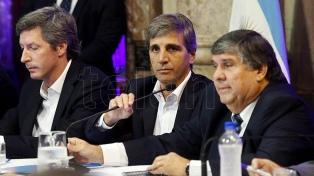Caputo rechazó las acusaciones sobre las offshore y defendió el nivel de deuda