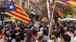 Cataluña se prepara para una masiva marcha secesionista