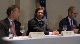 """Garavano: """"Estamos trabajando en los derechos de los mapuches, no sólo es un tema de seguridad"""""""