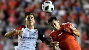 San Lorenzo le ganó a Independiente