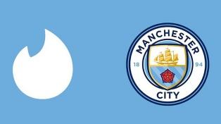 Tinder patrocinará al Manchester City
