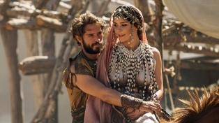 """La Ilíada llega a Netflix con """"Troya, caída de una ciudad"""""""