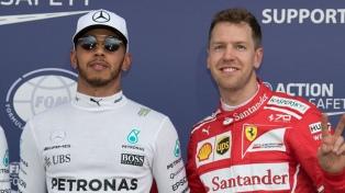 El campeón Hamilton pretende sumar la primera victoria de la temporada