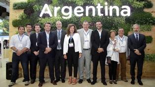 Argentina presentó su temporada de nieve en San Pablo