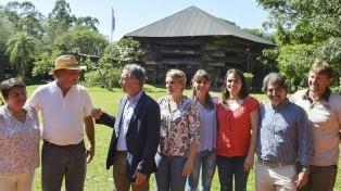 El Gobierno impulsará vuelos directos entre Puerto Iguazú y Europa