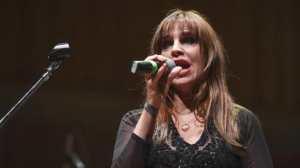 Fabiana Cantilo:
