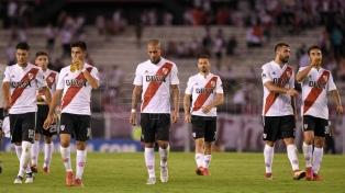 River dejó dos puntos en el Monumental ante Independiente Santa Fe