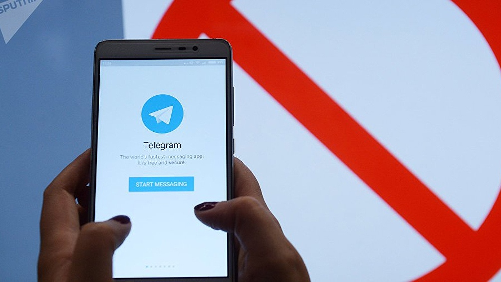 Agencia rusa pide a tribunal bloquear servicio de mensajes Telegram