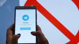 Rusia le pide a la Justicia bloquear a Telegram
