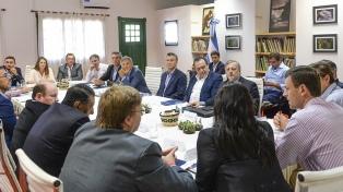 Las provincias mesopotámicas pidieron a Macri una ley de promoción industrial