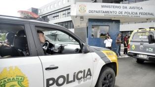 Luiz Inácio Lula da Silva pasó su primera noche en prisión