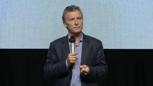 """Macri: """"El Plan Belgrano es el más ambicioso de la historia y ya se ven realidades"""""""